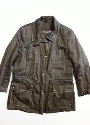 Фирменная куртка ветровка жакет