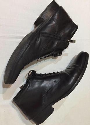 Ботинки  кожа высокого качества  р43