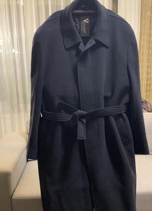 Новое мужское пальто воронин voronin exclusive 58 размер
