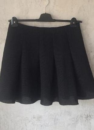 Пышная юбка, неопрен, батал, 20 размер