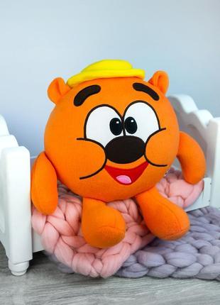 Мягкая игрушка - подушка копатыч смешарики