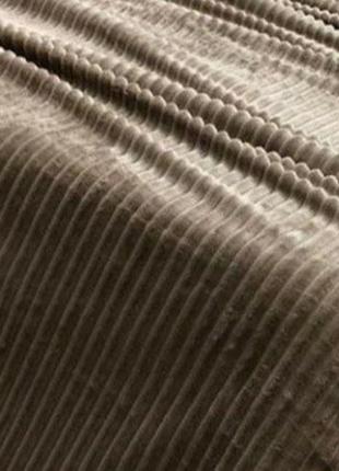 Бамбуковый плед шарпей 200х230 разные цвета