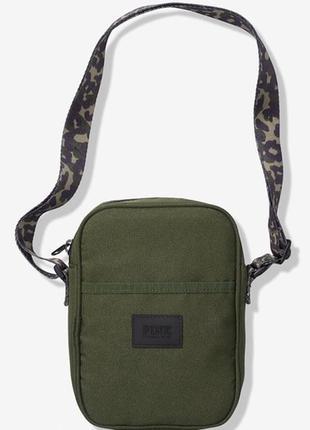 Сумочка сумка на плечо crossbody victoria's secret pink