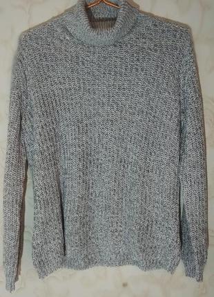 Классные теплый свитер basics