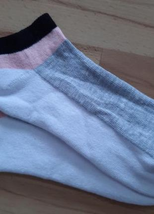 Носки george, махровая стопа. 38-40р