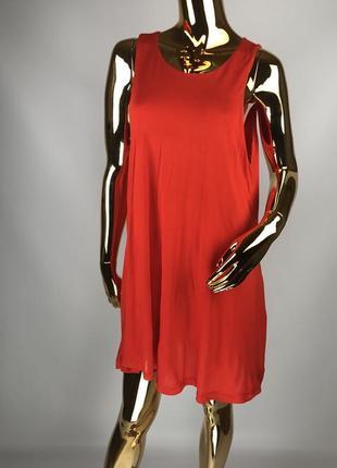Платье свободного кроя h&m
