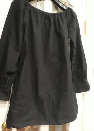 Оригинальная стильная блуза-туника модного немецкого бренда «ann christine»