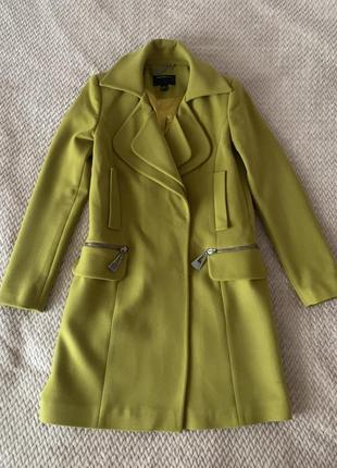 Кашемировое пальто waggon paris
