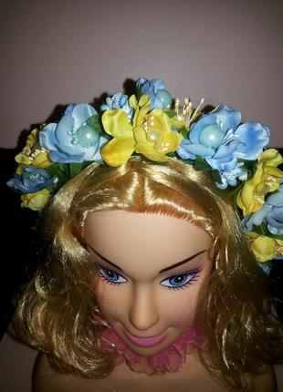 Венок на голову украиночка