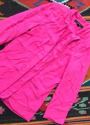 Малиновый пиджак forever 21