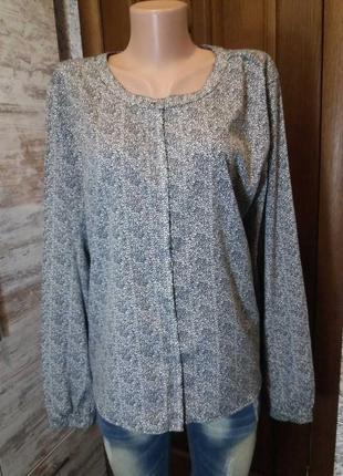Абалденная фирменная блуза