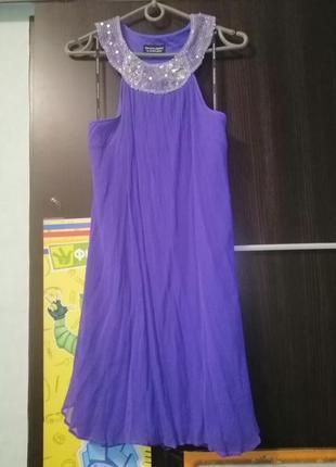 Летние платье а паетках