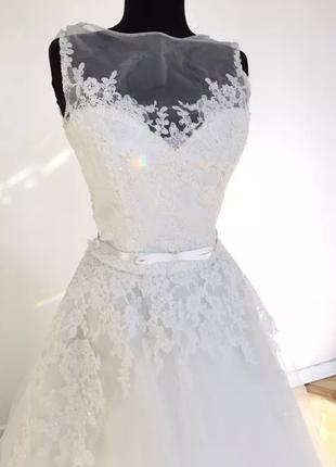 Весільна сукня українського дизайнера ірини коваль