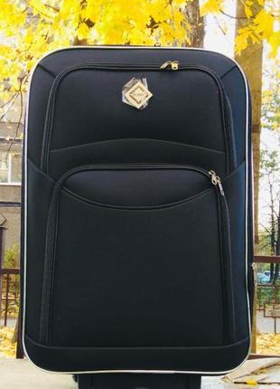 Дорожный чемодан на 5 колесах польша