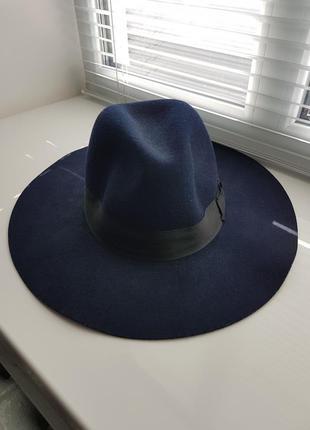 Новая шерстяная шляпа h&m #розвантажуюсь