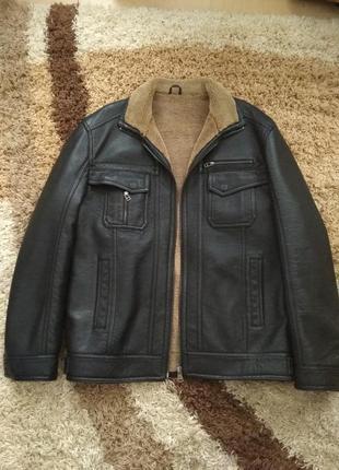 Зимняя куртка мужская/зимова куртка чоловіча глобус