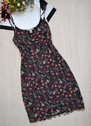 Мама платье в цветочный принт anna field