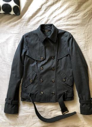 Полупальто утепленная куртка richmond 42 оригинал