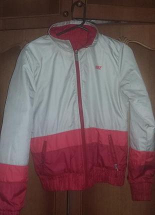 Двусторонняя куртка  nike