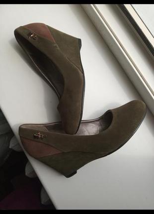 ♥️ туфли женские под замш 38
