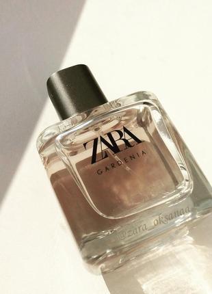 Zara gardenia духи парфюм туалетная вода 100 мл