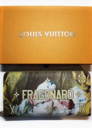 Клатч клатч louise vuittone masters fragonard