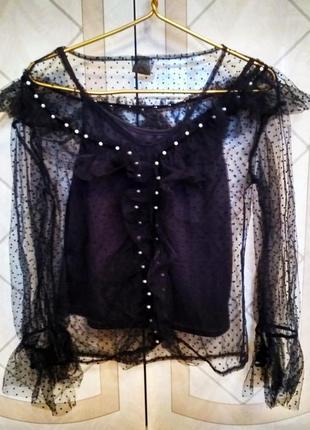 Продам новую нарядную блузку