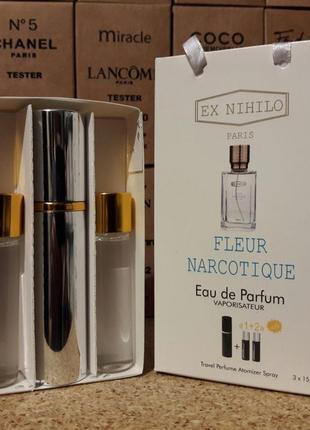 Пробники парфюмированной воды