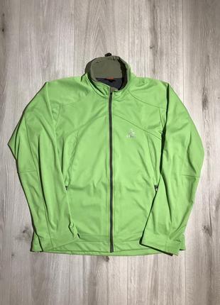 Куртка/софтшел loffler windstopper softshell light jacket women