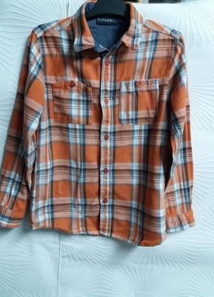 Фланелевая рубашечка bhs