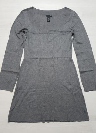 Женское платье, трикотаж, h&m