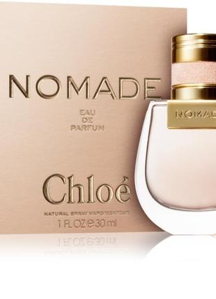 Парфюмированная вода chloe nomade