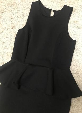 Платье плаття баска