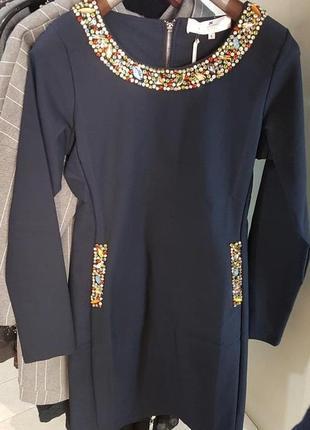 Шикарное нарядное платье амn