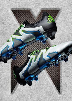 Adidas x+af4693 оригинальные мужские профессиональные бутсы копы