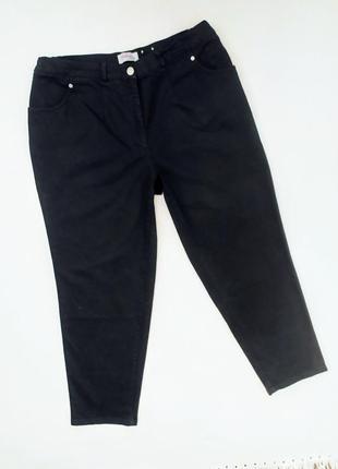 Зауженные джинсы большого размера
