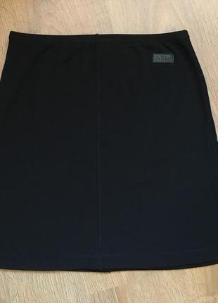 Утепленная юбка на флисе in wear размер sm