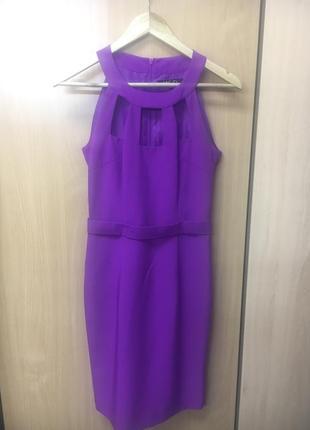 Эффектное платье в офис  вечернее на выпускной