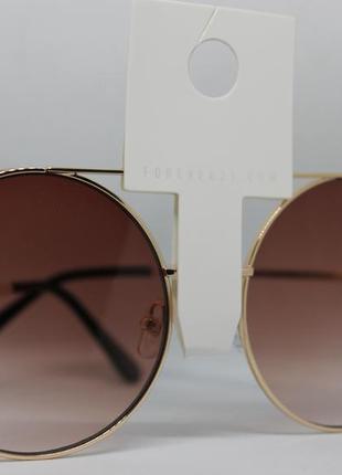 Солнцезащитные очки forever 21