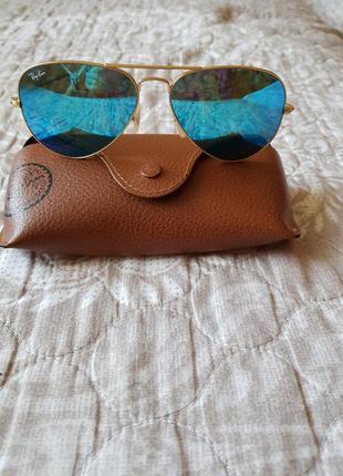 Солнезащитные очки ray-ban