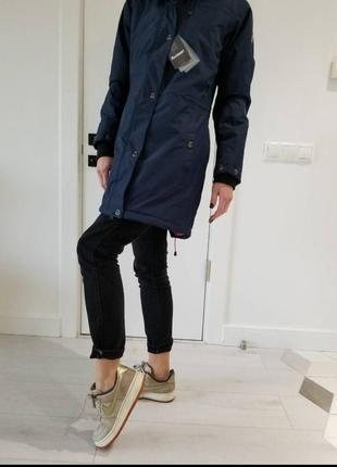 Спортивная теплая непродуваемая куртка tuxer
