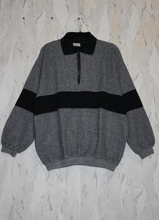 Теплый трикотажный свитер/джемпер country mc percy, р. l