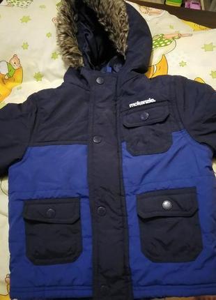 Куртка демисезонная на 18-24мес mckenzie