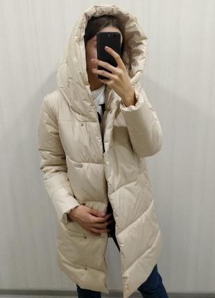 Женская зимняя куртка с капюшоном высокого качества