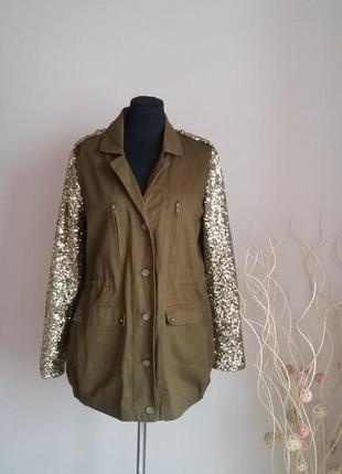 Крутая курточка , парка