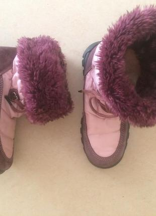 Сапожки ботинки, стелька 20,5 см
