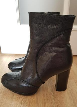 Зимние ботинки paolo conte