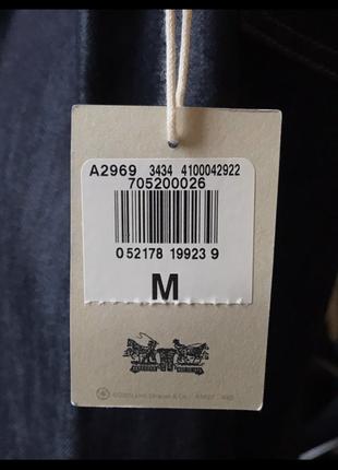 Джинсовая куртка levi's sherpa из сша, размеры, levis,100% оригинал.7 фото
