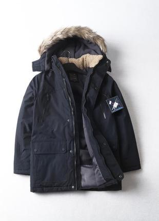 Оригинальная куртка на зиму g-srat raw