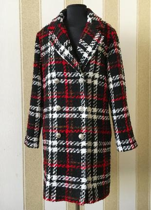 Пальто в стилі бальмен